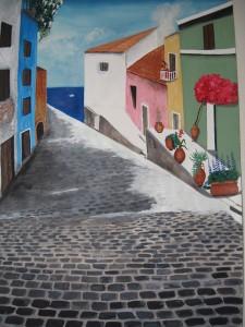 La casa ad Acquedolci - Huset i Acquedolci - The house in Acquedolci Sicily Sicilien Sicilia Messina