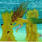 Siena - Mermaid - Sjöjungfru