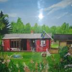 Sommarstugan i Fårsvedjan, Vittjärv - La casetta di campagna in Norrbotten, Svezia - The cottage in Norrbotten - Vittjärv - Fårsvedjan - Boden